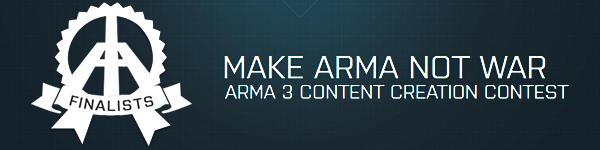 Make Arma Not War Finalists feature - Mod DB