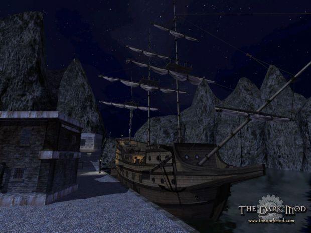 Pinkdot's Ship