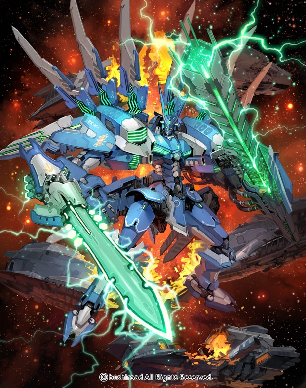 Blau update, Galaxy Blaukluger