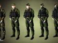 Le Project-9 Conscripts Art
