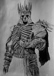 Eredin from witcher