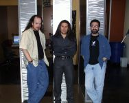 Tom Hall, John Romero and Warren Spector