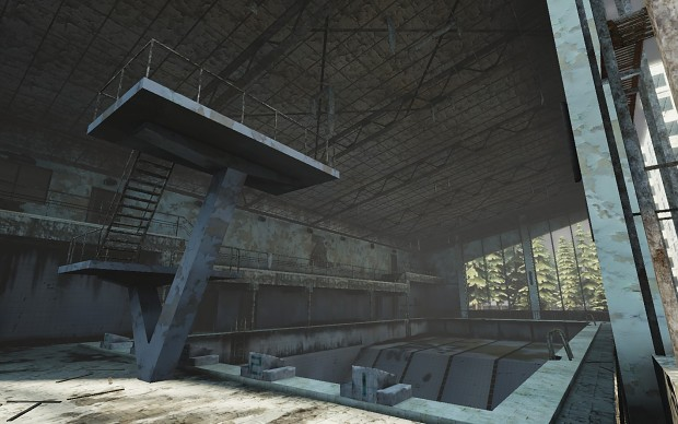 Pripyat : The Pool