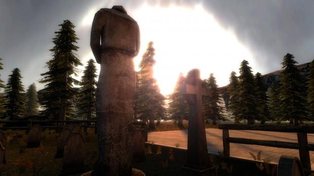 Mediveal Graveyard