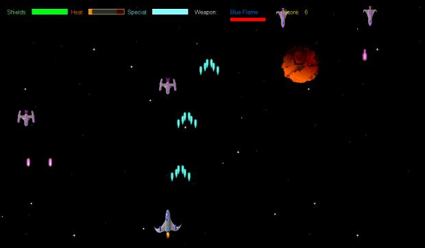SBX - Space Blaster X
