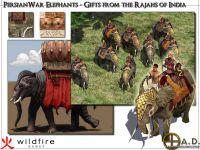 Unit Showcase: Indian War Elephant