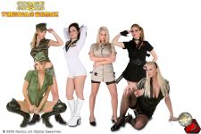 Girls From Command and Conquer Redux