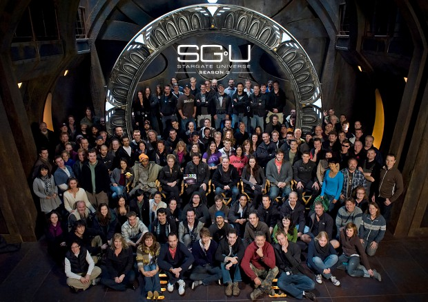 Stargate Universe Season 2 Cast and Crew