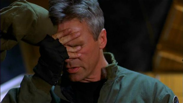 stargate face palm