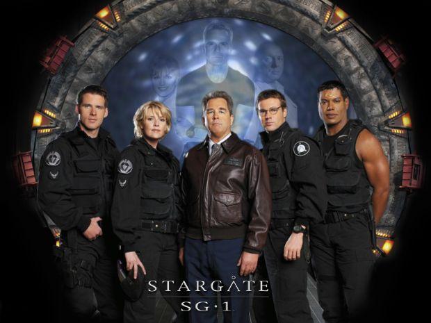 SG-1 Cast