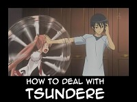 How to deal with Tsundere