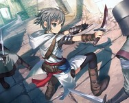 Anime + Assassins creed = AWESEOME