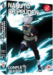 Naruto Shippuden Complete Series 3 Box Set
