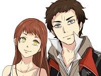 Alex Mercer & Elizabeth Greene