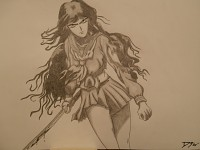 Character: saya kisaragi