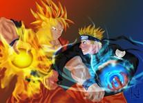 Goku VS Naruto..