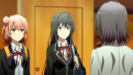 Yukino & Yui & Haruno