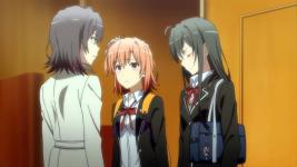 Yukino & Yui & Haruno a