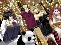 Death Note Carousel