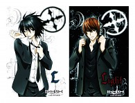 L & Light - Death-note