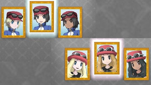 Pokemon X &Y Customization