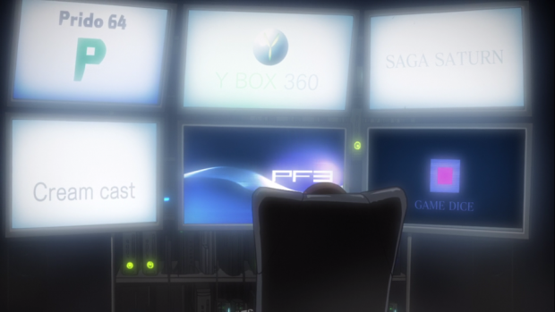anime consoles
