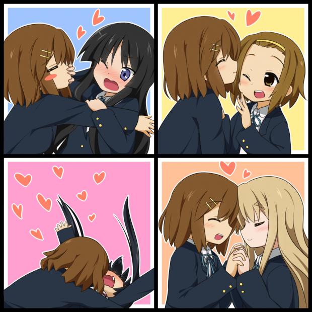 Yui's Kisses