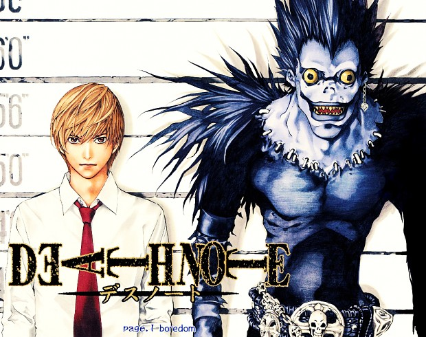 Death Note - killers