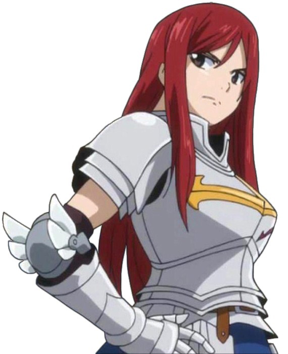 Fairy Tail: Erza Scarlet - Gallery Colection
