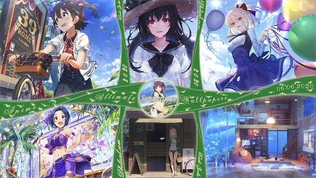 New Anime Wallpapers Confirmed 06.06.20