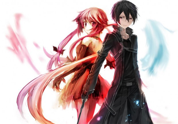 Kirito and Yuno