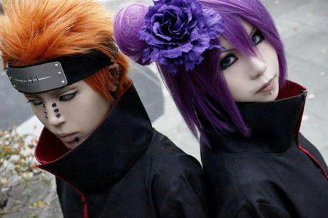 Pain And Konan Image Anime Fans Of Moddb Mod Db