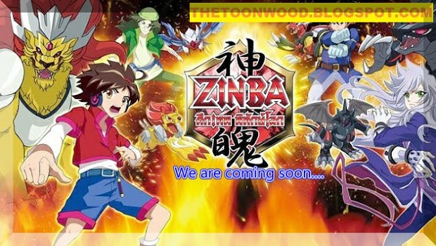 Zinba The Anime Show