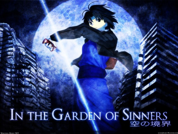 In The Garden Of Sinners Image Anime Fans Of Moddb Mod Db