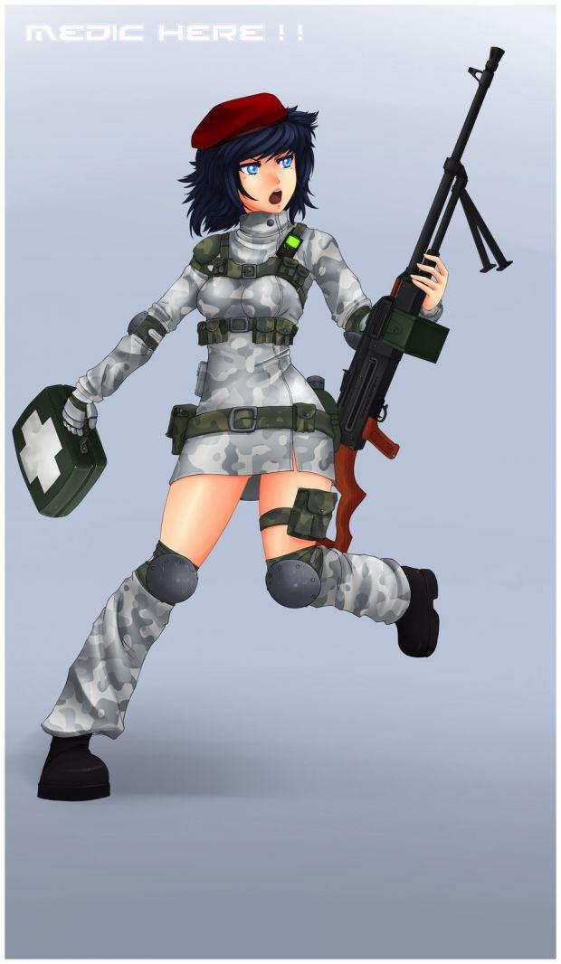 bfbc2 medic image - Anime Fans of modDB - Mod DB