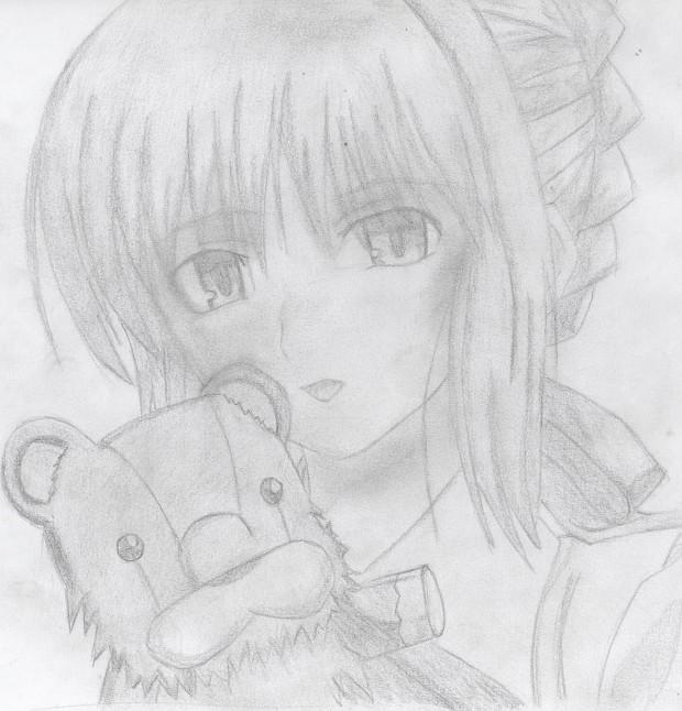 Anime Characters Drawn : Self drawn anime characters image mod db