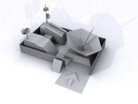 SDI Laser Defence system