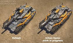 EU Paragon Tank