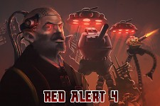 Red Alert 4 fan art