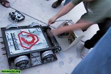 Westwood Battlebot