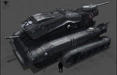 Nazi Tiberium Harvester