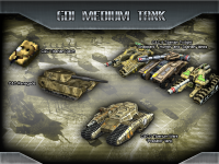 Unit Evolution: GDI Medium Tank