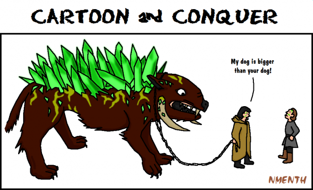 Cartoon and Conquer #003