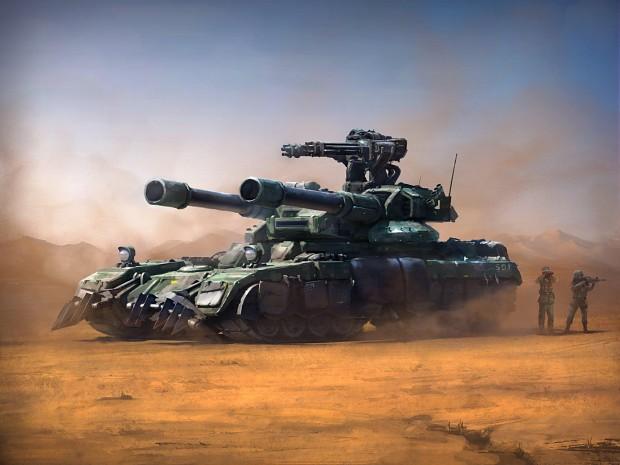 APA Overlord Tank