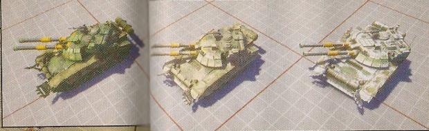 Heavy tank?