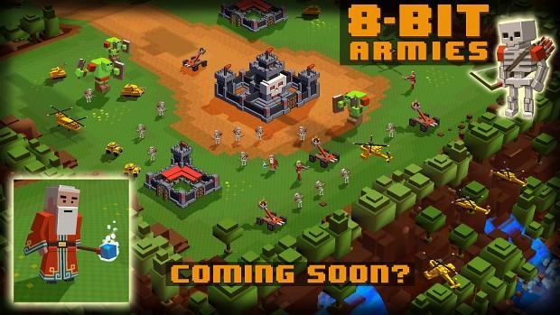 8-Bit Armies - Fantasy Faction