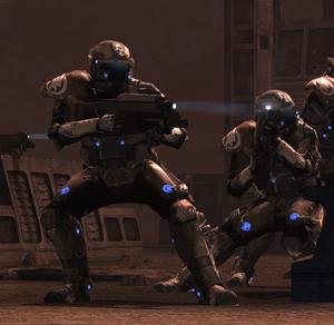 Tiberium: GDI Rifleman