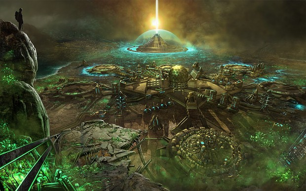 Tiberium Alliances Endgame