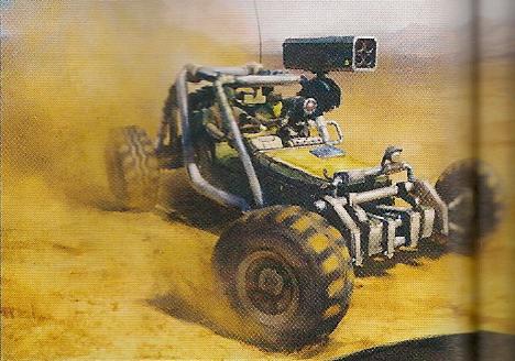 GLA buggy