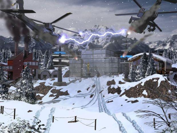 Soviet Base (RA1)